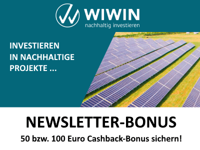 Crowdinvesting Aktionen - WIWIN
